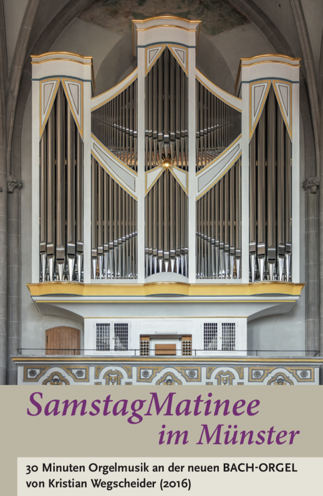 SamstagMatinee-Cover