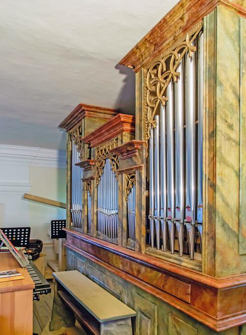 orgel-friedhofskapelle